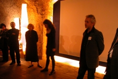 Giò-Carbone-and-Cristina-Bergesio-at-the-opening